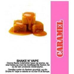 Shake N Vape Caramel  30ml.