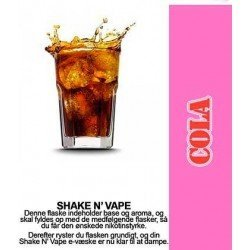 Shake N Vape Cola 30ml.