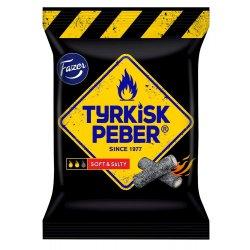Tyrkisk Peber Soft & Salty 120 gr
