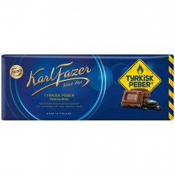 Karl Fazer Tyrkisk Peber 70 gr