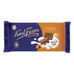 Karl Fazer Salty Toffee 70 gr
