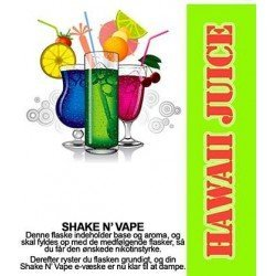 Shake N Vape Hawaii Juice  30ml.