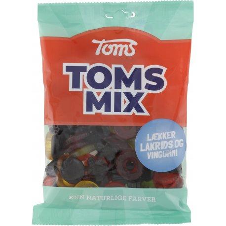 Toms Mix 120 Gr