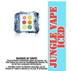 Shake N Vape  Jungle Vape ICED  30ml.