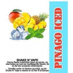 Shake N Vape  Pinago ICED  30ml.
