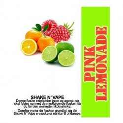 Shake N Vape  Pink Lemonade  30ml.