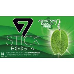 7 STICK Spearmint SF 14 stk
