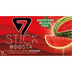 7 STICK Watermelon SF 14 stk