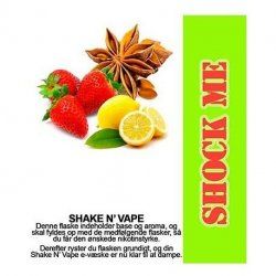 Shake N vape  Shock Me  30ml.
