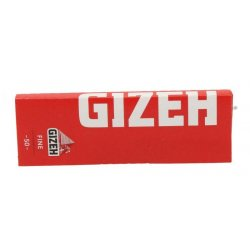 Gizeh Red Double plano 100 Stk