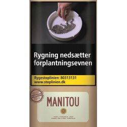 Manitou Fine Virginia 30 gr No 6 Pung