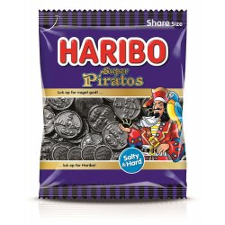 Haribo Super Piratos 120 gr