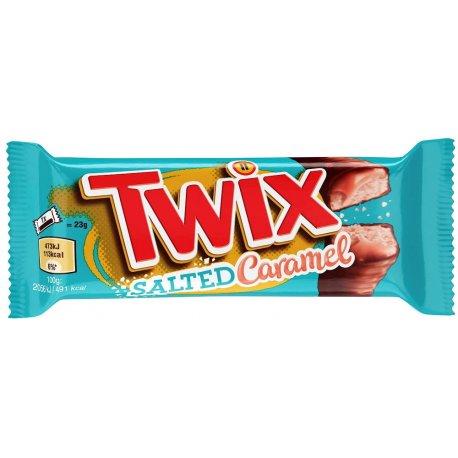 TWIX Salted Caramel 46 gr