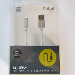 P&P Kabel  Iphone  1m