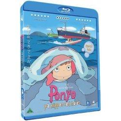 Ponyo - På Klippen Ved Havet - Blu-Ray