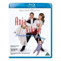 Anja Og Viktor - I Medgang Og Modgang - Blu Ray