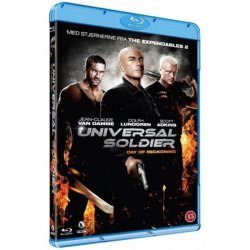 Universal Soldier - Day Of Reckoning - Blu-Ray