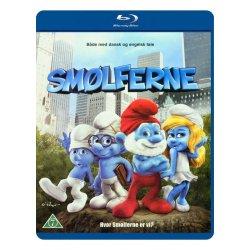 Smølferne  The Smurfs - Blu-Ray