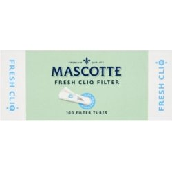 Mascotte Fresh Cliq Filter 100 stk