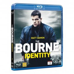 The Bourne Identity - Blu-Ray