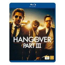 Tømmermænd Tur-Retur  The Hangover 3 - Blu-Ray