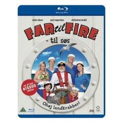 Far Til Fire Til Søs - Blu-Ray
