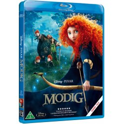 Modig Brave - Disney Pixar - Blu-Ray