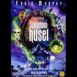 Spøgelseshuset - Blu-Ray