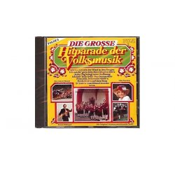 Die Grosse Hitparade Der Volksmusik