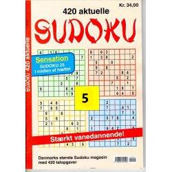 420 aktuelle Sudoku