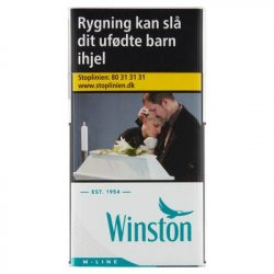 Winston 100 M-Line Box 20 Stk
