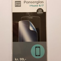 P&P Panserglas Iphone 6-7