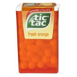 Tic Tac Orange 18 gr