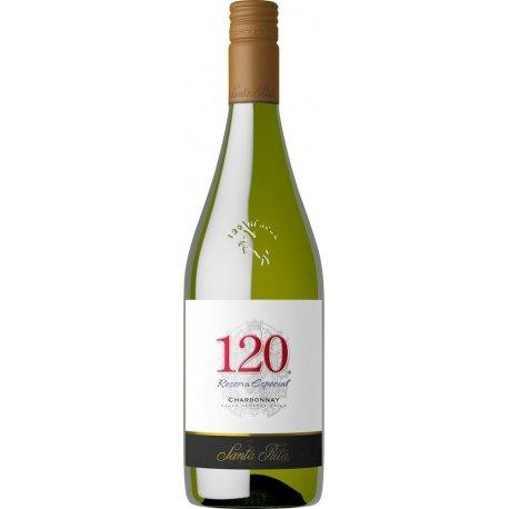 Santa Rita 120 Chardonnay Hvid 75 cl