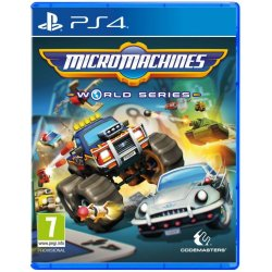 Micro Machines Wold Series - PS4