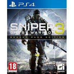 Sniper: Ghost Warrior 3 - Season Pass Edition - PS4