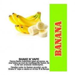 Shake N Vape  Banan 30ml