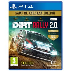 Dirt Rally 2.0 - Game Of The Year Edition - PS4