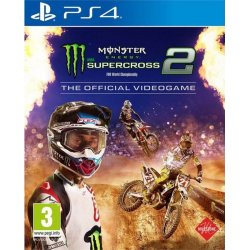 Monster Energy Supercross - The Official Video Game 2 - PS4