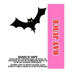 Shake N Vape Bat Juice 30ml