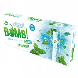 Frisk Bombe Spearmint Click Filter