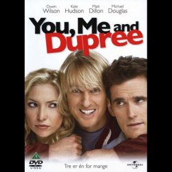 You, Me And Dupree DVD