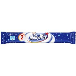 Milky Way 2 pak 43 gr