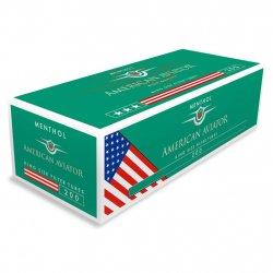American Aviator Menthol Filter 200 Stk