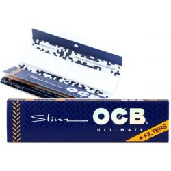 OCB Ultimate King Size Slim + Filter