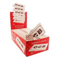 OCB Hvid No. 4 -  100 blade