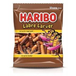 Haribo Labre Larver 120 gr