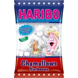Haribo Chamallows Barbecue 120 gr