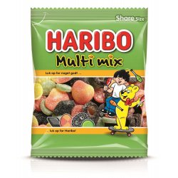 Haribo Multi Mix 120 gr