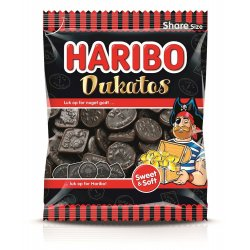 Haribo Dukatos 120 gr